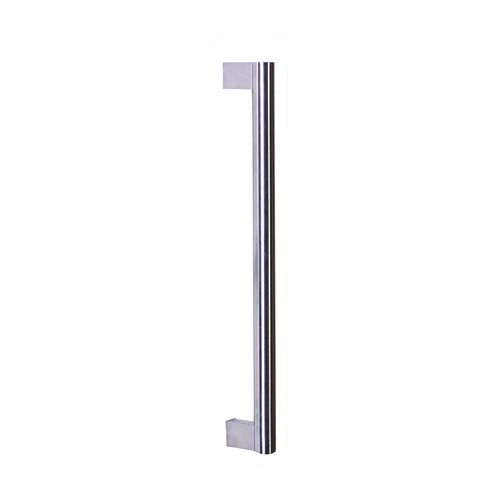 Sylvan Pull Handle Square 400mm 304 Stainless Steel
