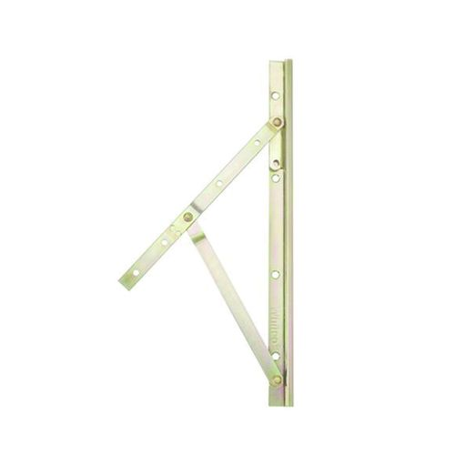 Whitco 300mm Silver Steel Friction Window Stay