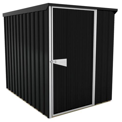 Duratuf Sentry 1.5 x 2.0m Ebony Lean-To Shed