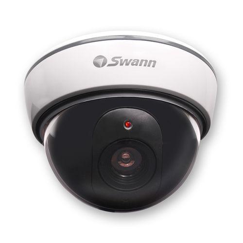 Swann Dome Imitation Camera With Flashing Light