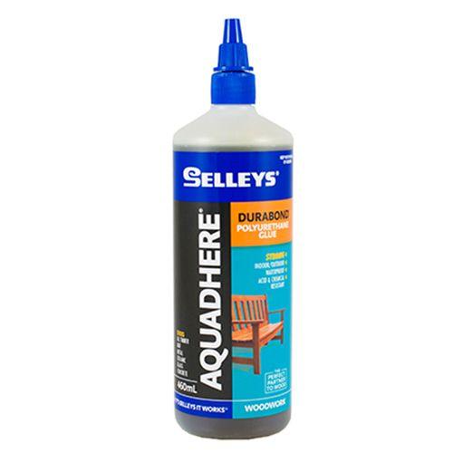 Selleys 460ml Aquadhere Durabond PVA Wood Glue