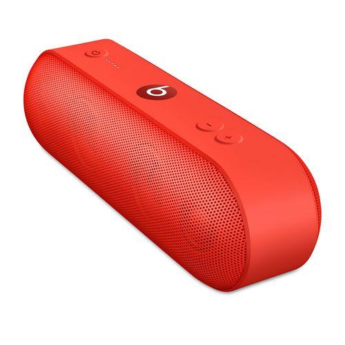 Beats 21cm Pill+ Portable Bluetooth/Wireless Speaker w/ Speakerphone Citrus Red