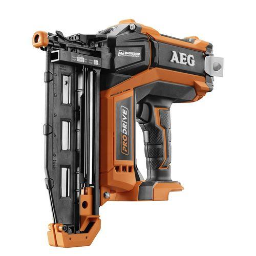 AEG 18V 16GA C Series Brushless Brad Nailer - Skin Only