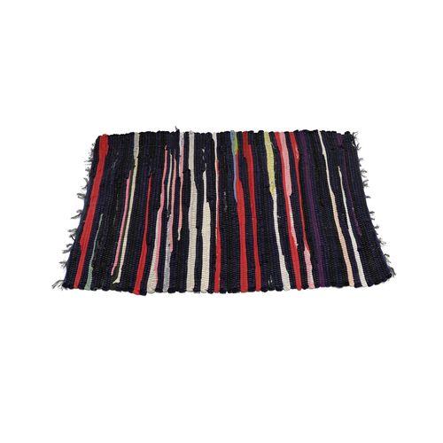 Mat Indoor Chindi 60x90cm Cotton