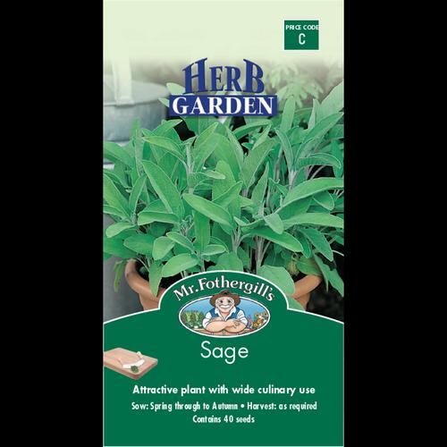 Mr Fothergill's Sage Seeds