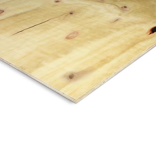 IBuilt 7 x 1200 x 2400mm DD Structural Untreated Plywood