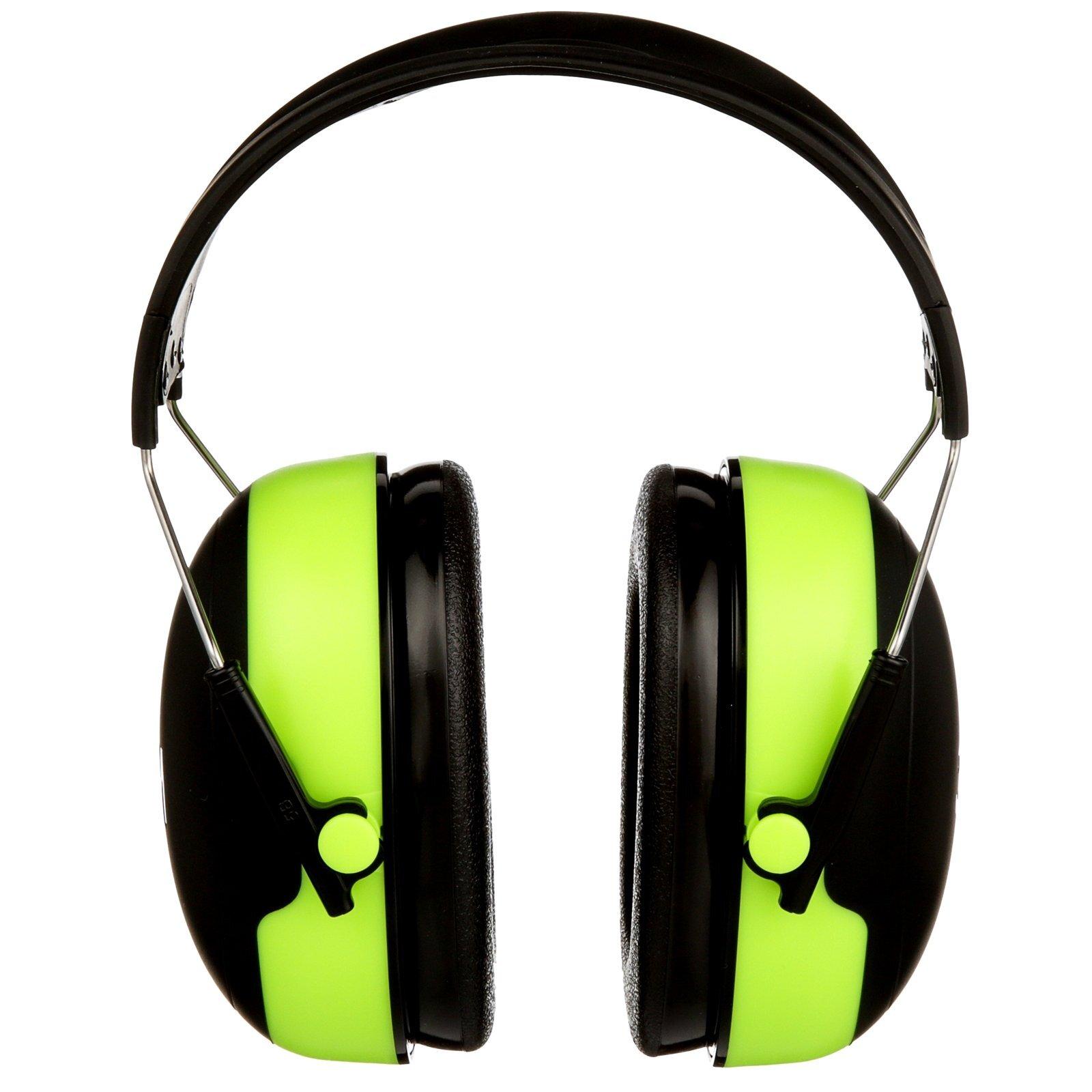 3M Hi Viz Ear Muffs 27dB
