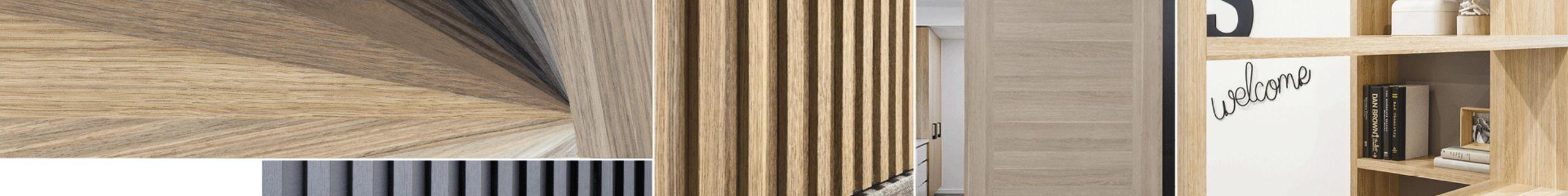 Assorted wooden textures