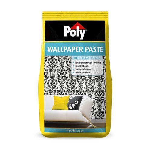 Poly Wallpaper Paste 250g Powder