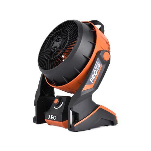 AEG 18V / 240V Hybrid Worksite Fan - Skin Only