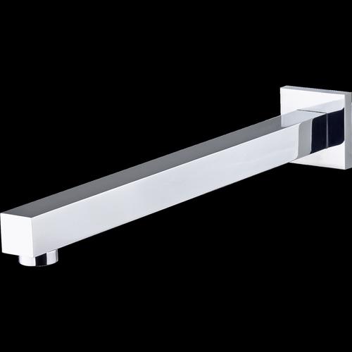 MIXX 300mm Chrome Chai Square Bath Spout