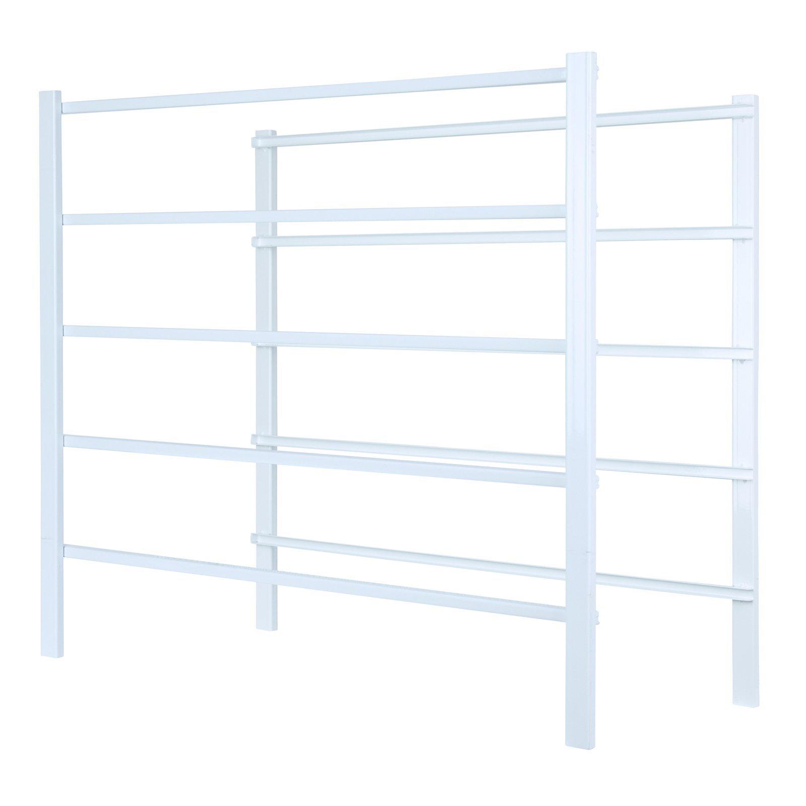 Flexi Storage White 5 Runner Frame