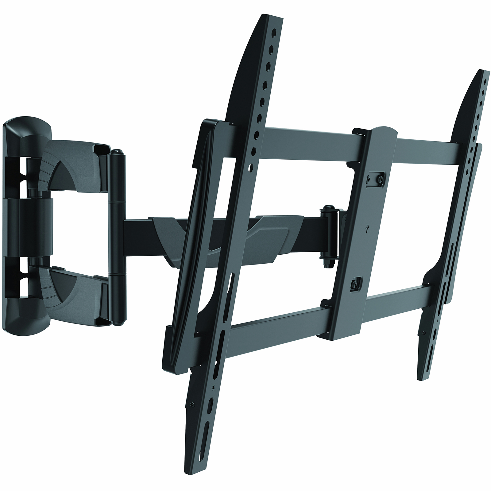 Crest Large Full Motion TV Bracket / Wall Mount With Superior Control