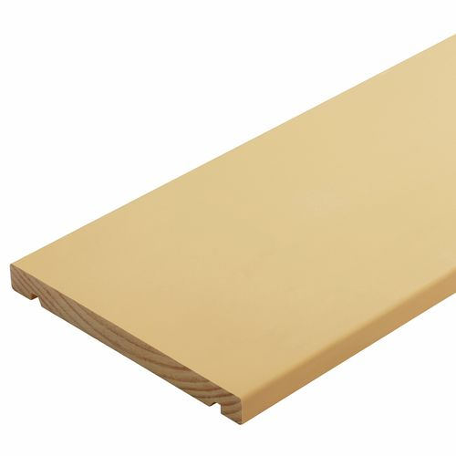 180 x 18mm H3.1 Pre Primed Finger Jointed Pine Fascia Board - Per Linear Metre