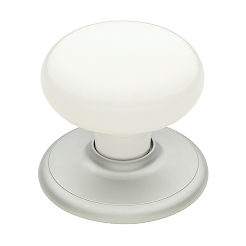 Schlage™ Satin Pearl Classic Knob Privacy Adapter Kit