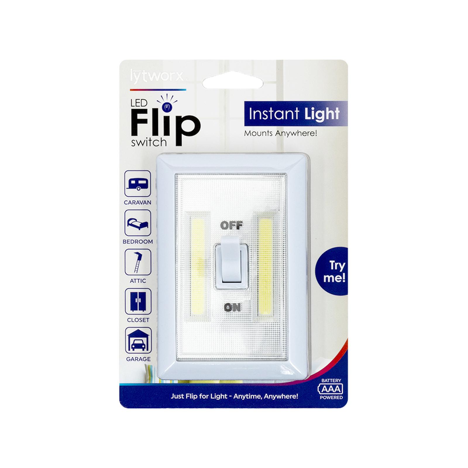 Lytworx LED Flip Switch