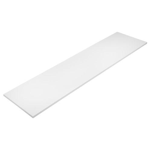 Flexi Storage Home Solutions 1200 x 16 x 300mm White Shelf