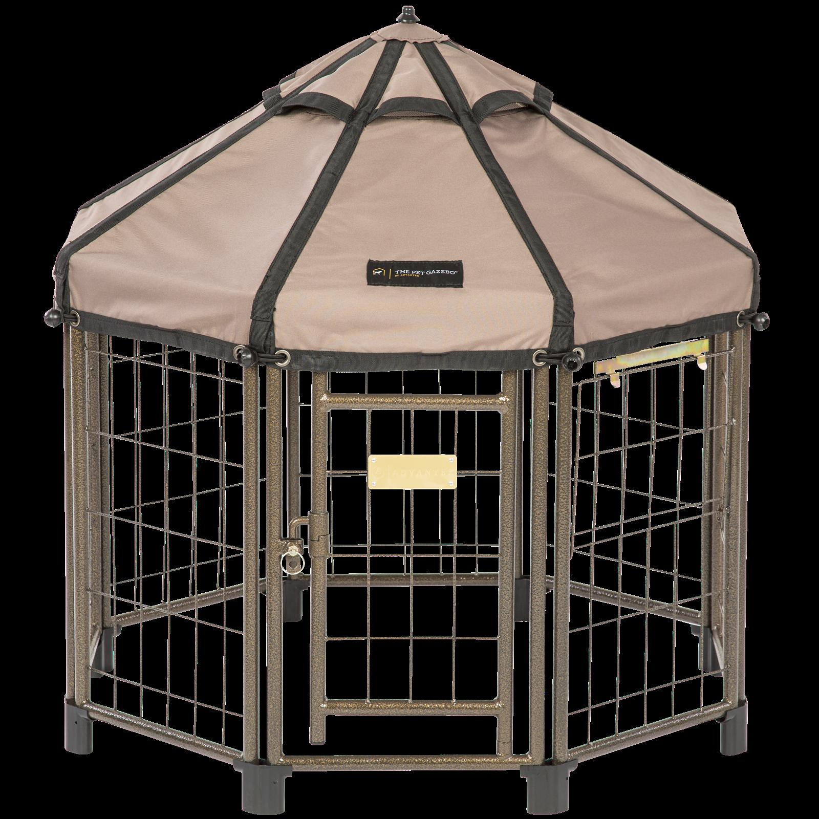 The Pet Gazebo 0.9m Portable Pet Gazebo With Canopy