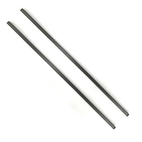 Matrix 20 x 20 x 1000mm Charcoal Fence Extension Leg