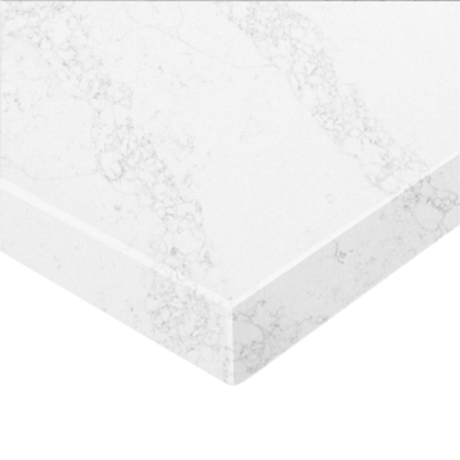 Essential Stone 20mm Square Premium Stone Benchtop - Calacutta Max
