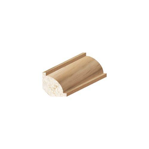 Tas Oak Moulding Ovolo 12x12mm 2.4m Ovl12