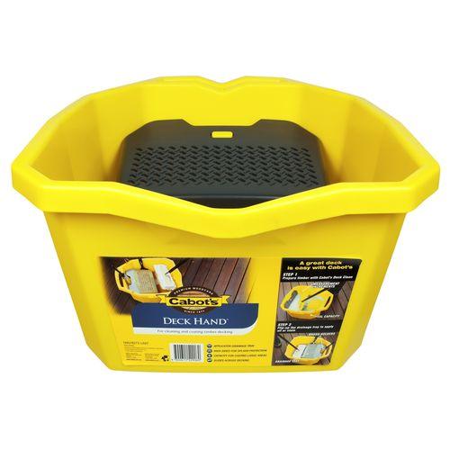 Cabot's Deck Hand Bucket 10L
