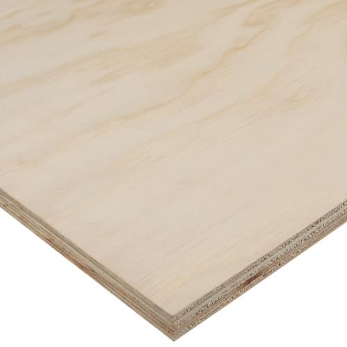 1200 x 596 x 18mm BC Plywood