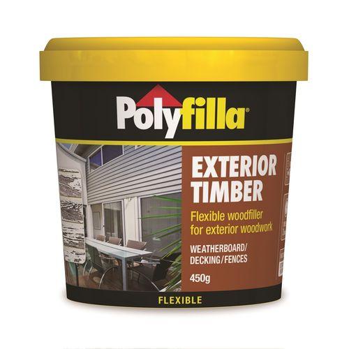 Poly 450g Exterior Timber Filler