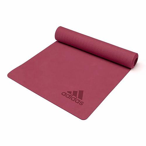 Adidas Premium Yoga Mat 5mm Exercise Training Floor Gym Fitness Judo Pilates