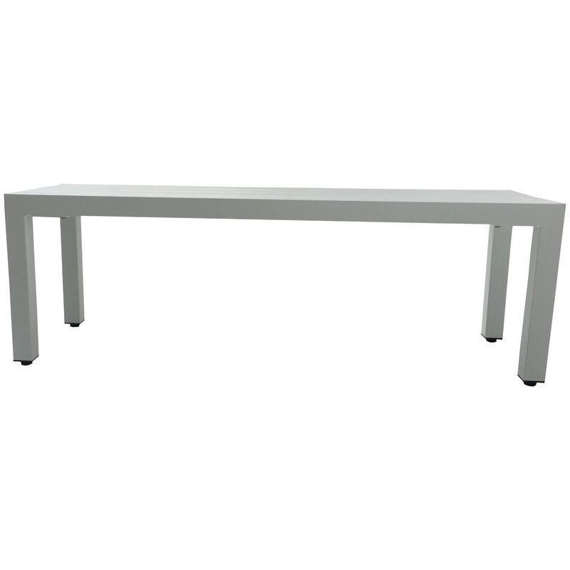 200cm Coral Bay Aluminium Bench