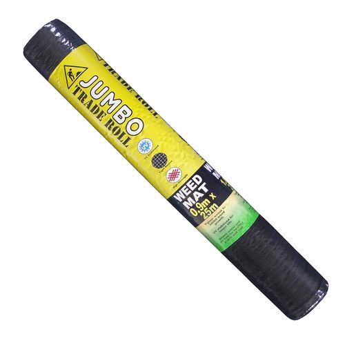 Pillar Products 0.915 x 25m Jumbo Weed Control Mat