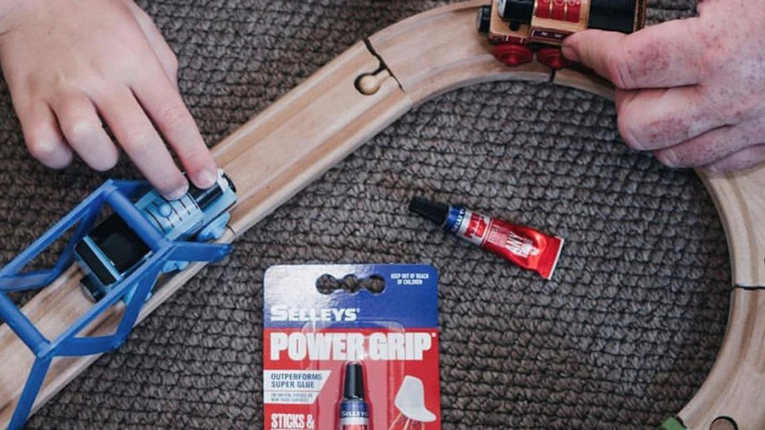DIY Advice Image - Four easy fixes with Selleys power grip. G Drive blob storage upload.