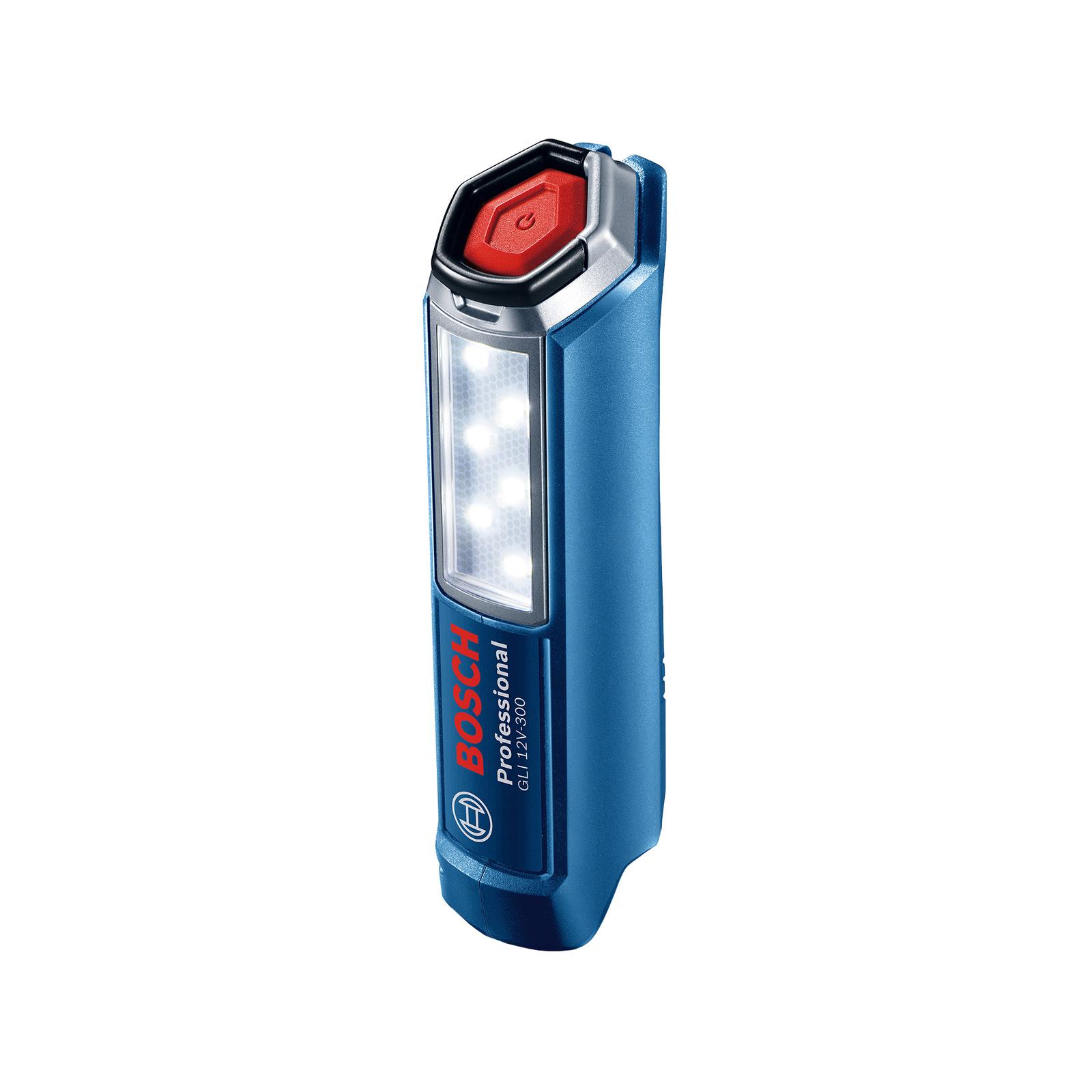 Bosch Blue 12V Cordless GLI 12V-300 300 Lumen Torch