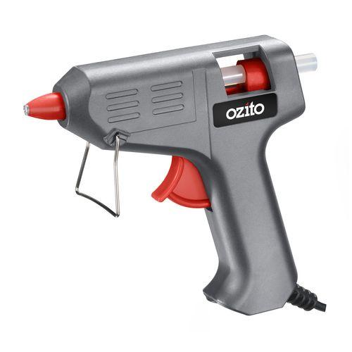 Ozito 10W Trigger Flow Glue Gun