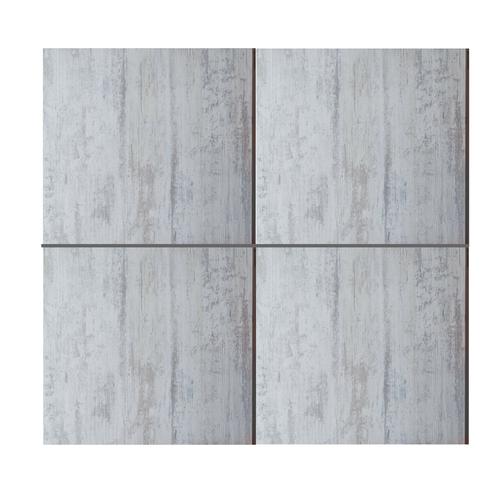 Beyond Tiles 2400 x 620mm x 10mm Shabby Chic Fibo Waterproof Wall Panel