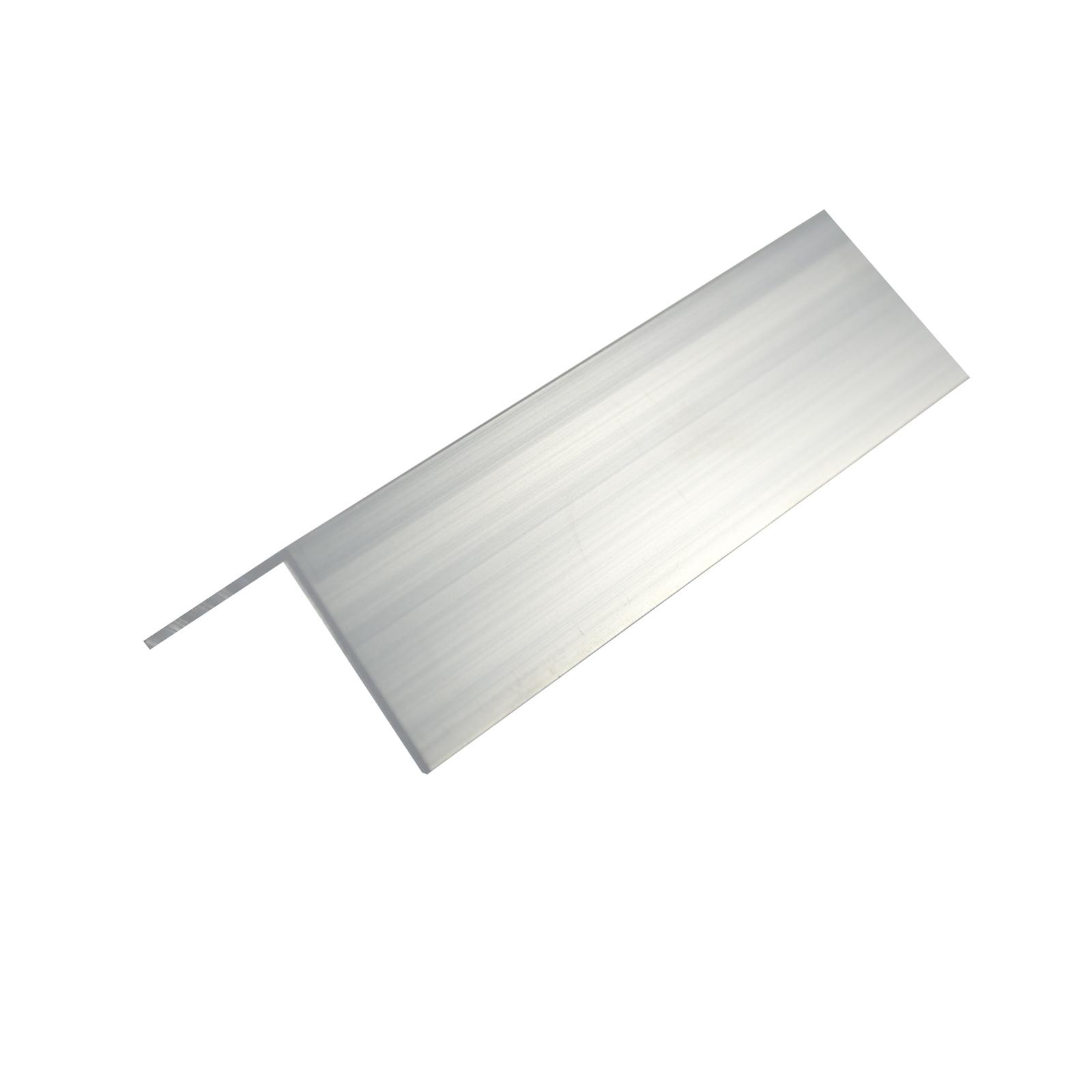 Metal Mate 20 x 20 x 3mm 1m Aluminium Equal Angle