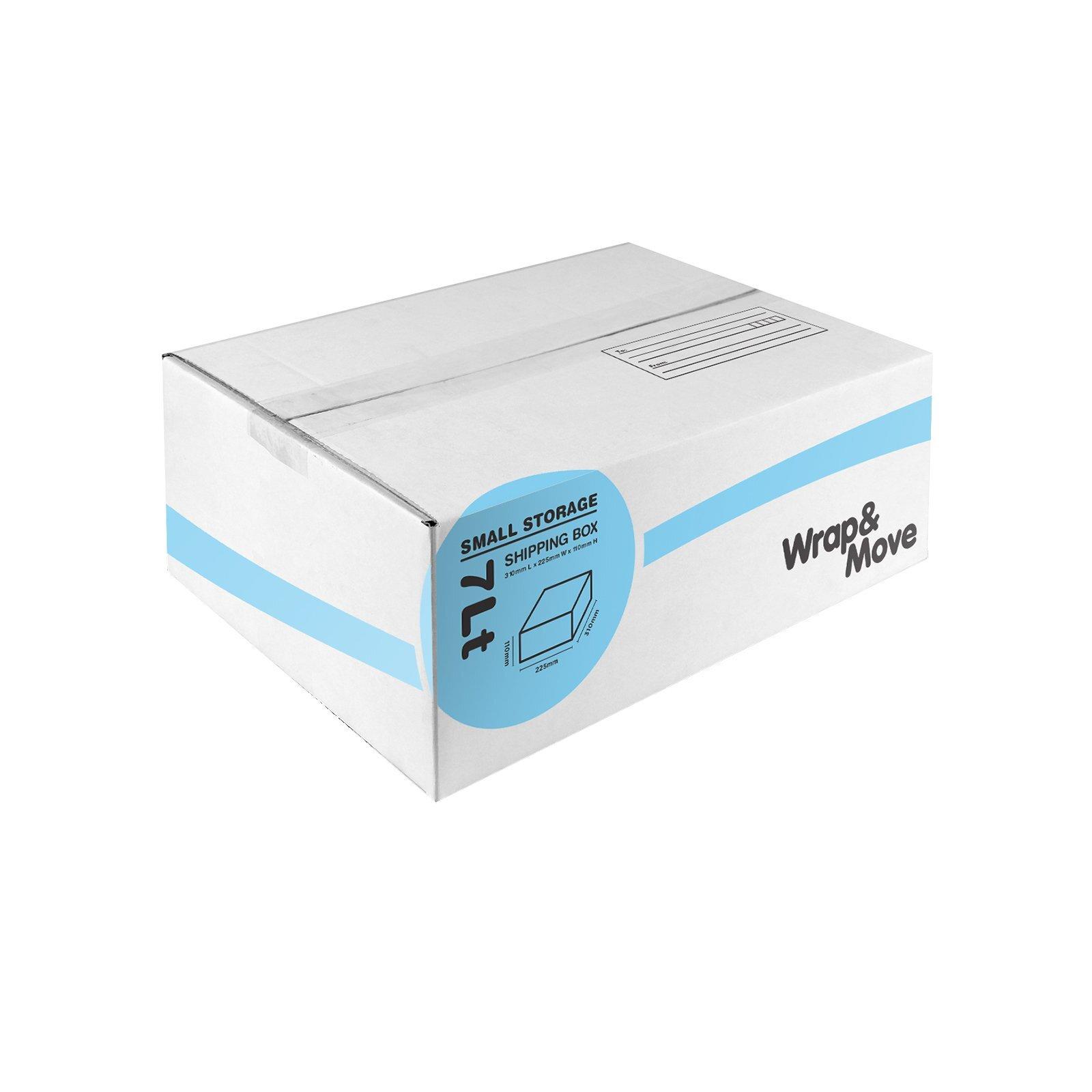 Wrap & Move 310 x 225 x 110mm 7L Small Mailing Box