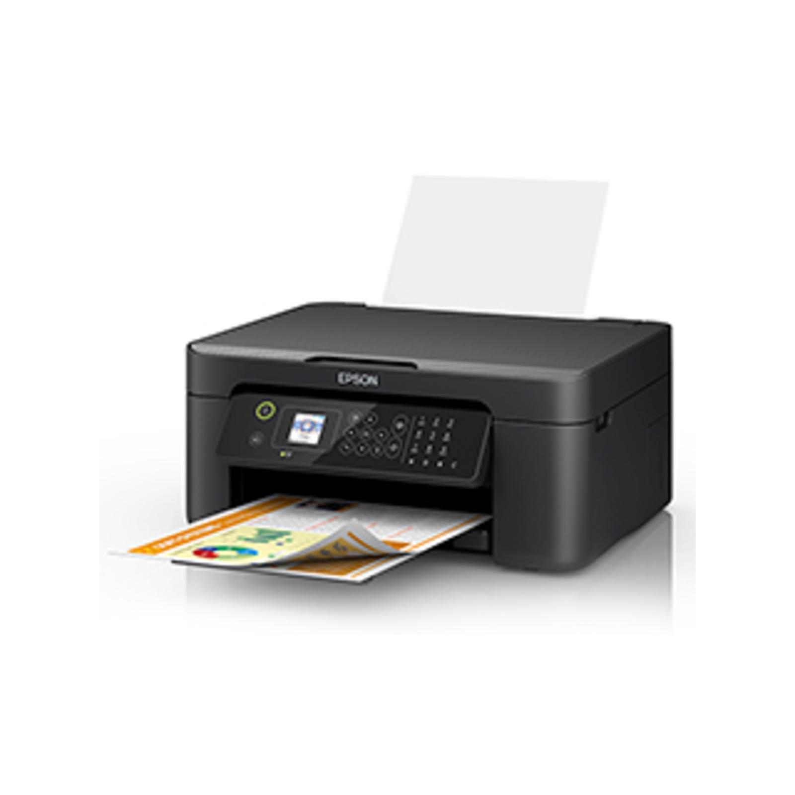 Epson WorkForce WF-2810 A4 Colour Inkjet MFP - Compact Wi-Fi Multifunction Printer