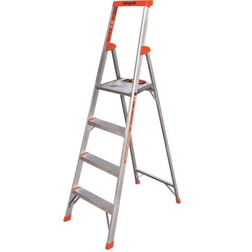 Little Giant 6ft 4 Step Flip-N-Lite Step Platform Ladder