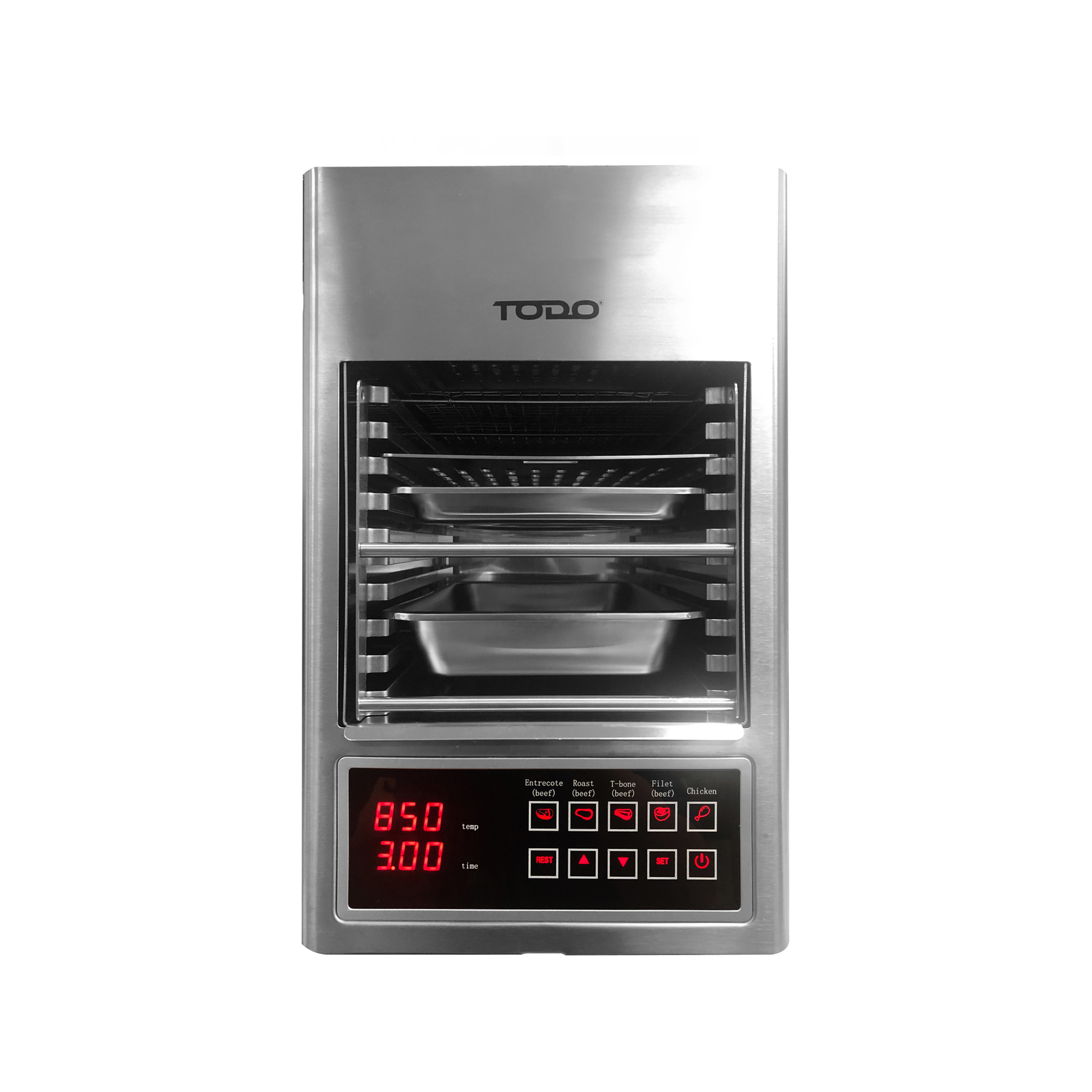 TODO 1600W Oven Grill Beef Maker 11L Capacity