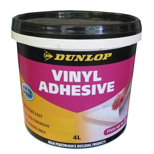 Dunlop 4L Vinyl Adhesive