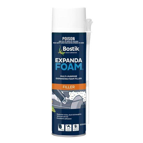 Bostik 500mL Expanda Foam - Expanding Foam Filler