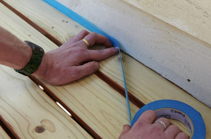 DIY - Step 1 - Preparing to stain your deck - How to stain a deck