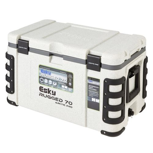Esky 70L Arctic Pro Rugged With Fitted Accessory Pack