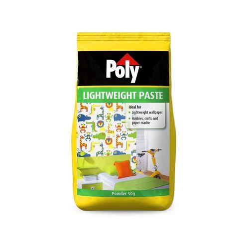 Poly 50g Lightweight Paste Powder