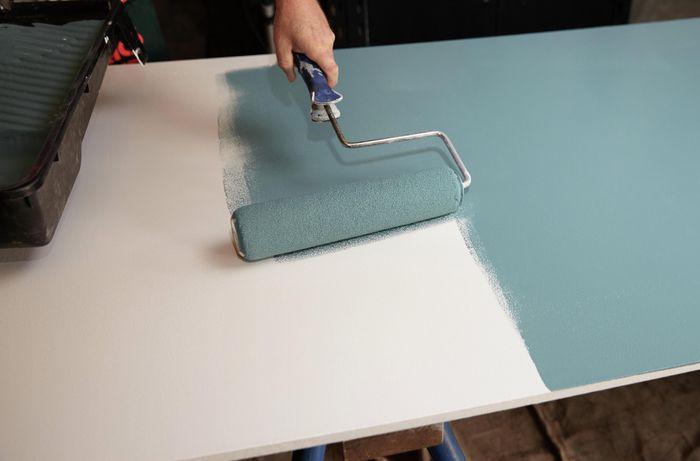 DIY Step Image - How to paint MDF. Blob storage upload.