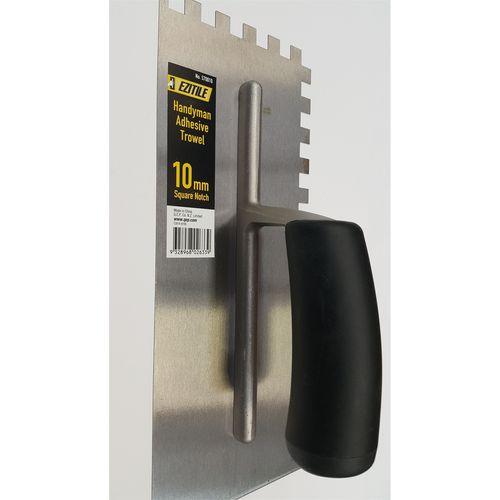 Ezitile Handyman 10mm Square Notch Adhesive Trowel