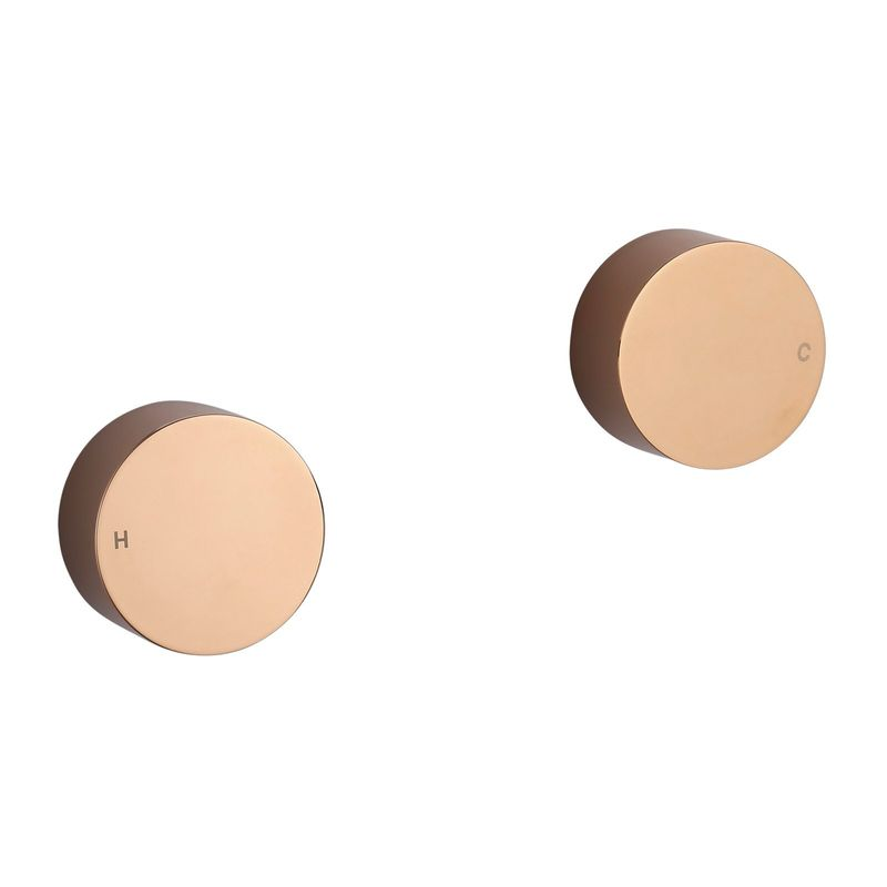 Resonance Rose Gold Wall Top Assembly