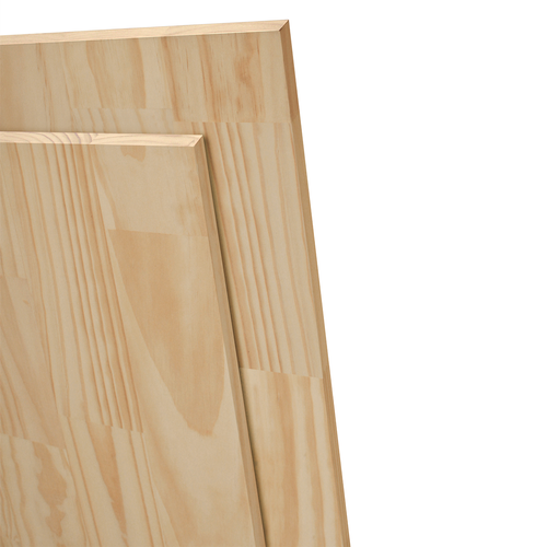 1800 x 450 x 18mm Clear Pine FJ Laminated Panel