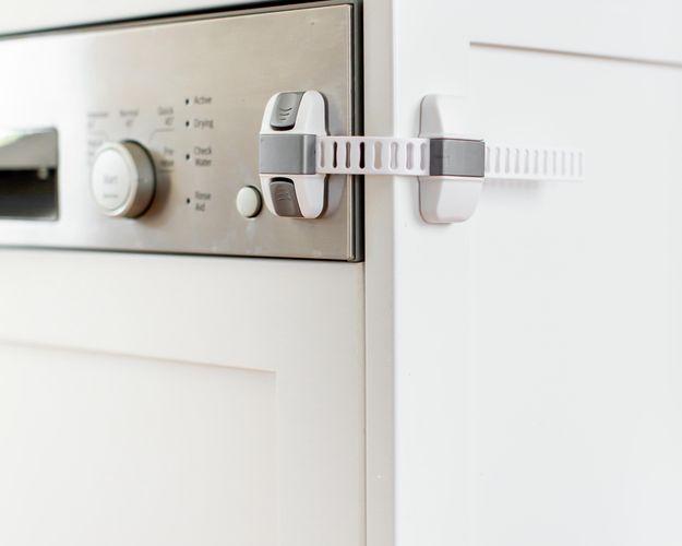Premium Adjustable Cabinet Lock